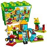LEGO DUPLO My First Caja de ladrillos: Gran zona de juegos, única (10864)