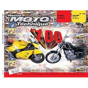 Rmt 100.2 Honda 125 Rebel / Suzuki Rf 600 R