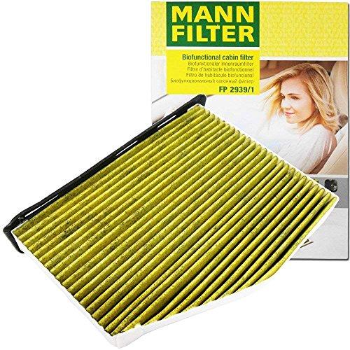 Mann Filter FP 2939/1 Tauschfilter Innenraumluft