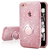 Coque iPhone 4S, Coque iPhone 4, Miss Arts Coque Silicone Paillette Strass Brillante...