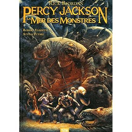 Percy Jackson - Tome 02: La mer des monstres