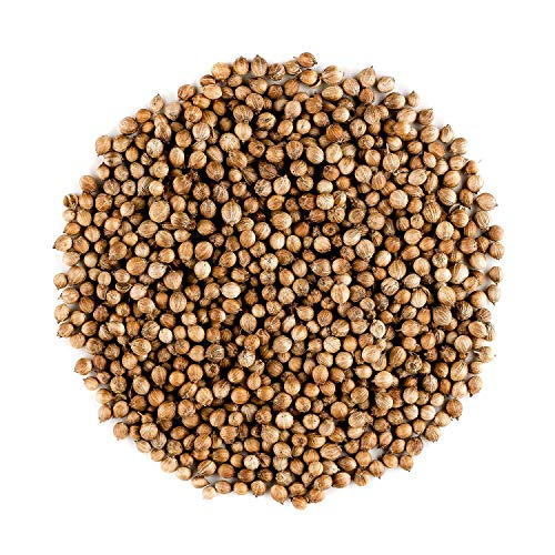 Cilantro semillas orgánico culantro semilla - Coriander especia culinaria 100g