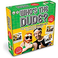 Who's The Dude! The Hilarious Double Act Charade Game
