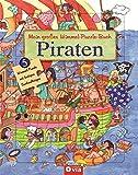 Mein großes Wimmel-Puzzle-Buch - Piraten: Suchen, Entdecken und Puzzeln - Für Kinder ab 4 Jahren