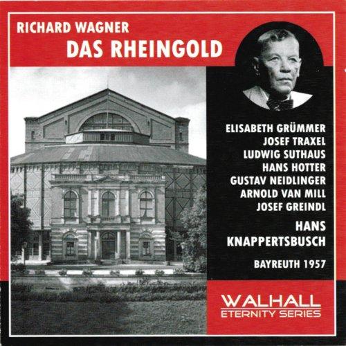 Richard Wagner : Das Rheingold (Bayreuth 1957)
