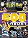 Pokemon - 600 stickers Soleil et Lune par Hachette