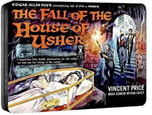 Fall of the House of Usher SteelBook [Blu-ray]