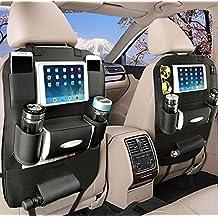 Proteggi sedile auto bambini,coprisedile posteriore auto organizer sedile auto By YOOSUN