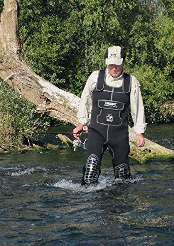 Anzüge PROS/Lucky Ducky Vor-Standard PVC Fishing Wathose Serie 680schwarz 6?14 Bekleidung