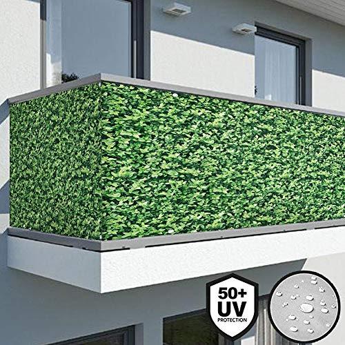 Recinzioni Per Giardino In Pvc.Pvc Protezione Visiva Tappetino Balcone Paravento Protezione