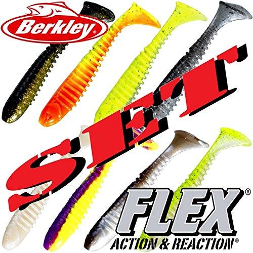 Rib-set (Berkley Flex Rib Shad 2,5