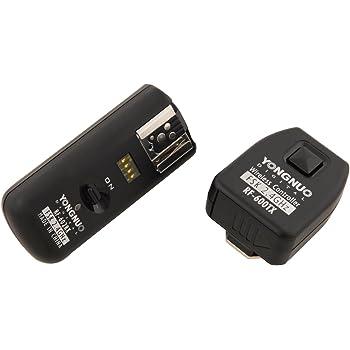 Yongnuo RF-602/C Wireless Shutter Release and Flash Trigger for Canon 100D 300D 350D 400D 450D 500D 550D 600D 650D 700D 1000D 1100D 10D 20D30D 40D 50D 60D 70D 1D 1D2 1D3 1D4 1Ds 1Ds2 1Ds3 1DX 1DC 5D 5D2 5D3 6D 7D
