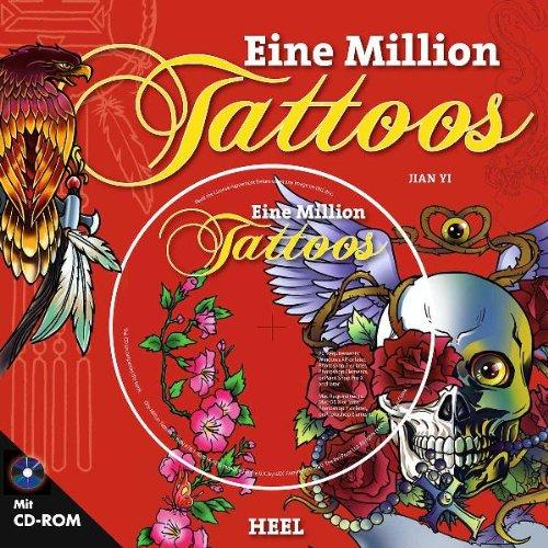 Preisvergleich Produktbild Eine Million Tattoos, (inkl. CD Rom)