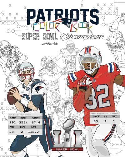 new-england-patriots-2017-super-bowl-champions-the-ultimate-football-coloring-activity-and-stats-boo