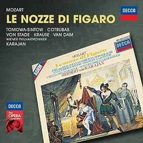 """Mozart: Le nozze di Figaro / Act 1, K.492 - """"Non pi� andrai"""""""