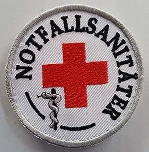 RDC notfallsanitäter patch rDC funktionsabzeichen emblem-u dRK pochette pour nécessaire