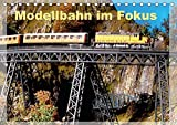 Modellbahn im Fokus (Tischkalender 2017 DIN A5 quer):, gebraucht gebraucht kaufen  Wird an jeden Ort in Deutschland