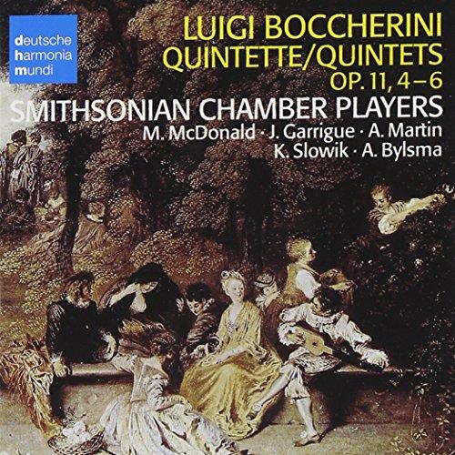 Preisvergleich Produktbild String Quintets Op.11, Nos.4-6