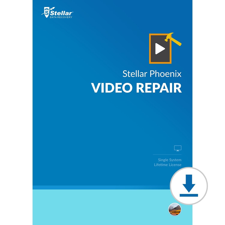 Stellar Phoenix Video Repair (MAC) [Download]
