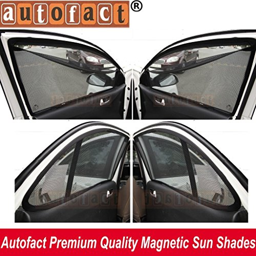 autofact car accessories zipper magnetic sunshades (tata tiago) Autofact Car Accessories Zipper Magnetic Sunshades (Tata Tiago) 61RbtX6ilRL
