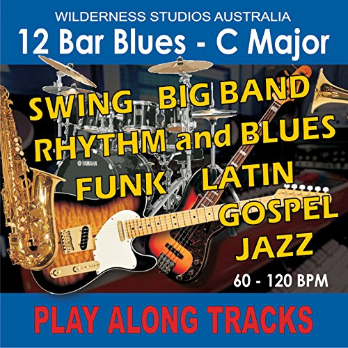 Play Along Tracks 12 Bar Blues Mixed Styles