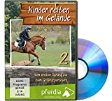 Kinder reiten im Gelände Teil 2