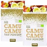 BIO Camu Camu Pulver - Superfood, vegan, rohkost - 10% sparen im DUO 2x100g