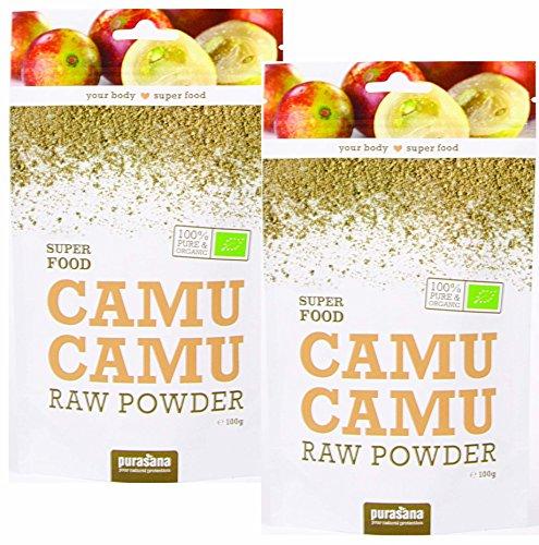 BIO Camu Camu Pulver - Superfood, vegan, rohkost - 10% sparen im...