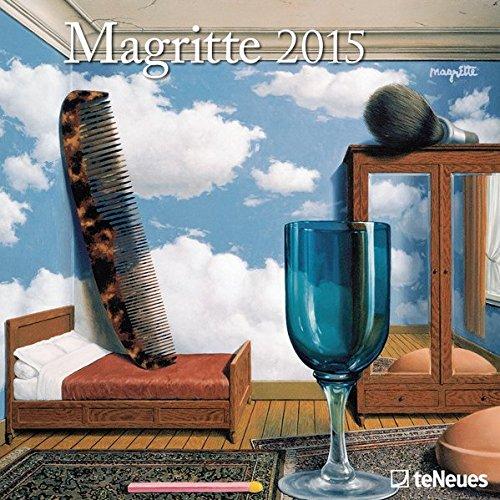 Magritte 2015 EU (Magritte Kalender)