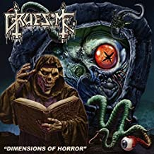 Dimensions of Horror (E.P.)