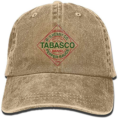 Dy-Home Tabasco Logo Adult Cowboy - Tabasco Kostüm