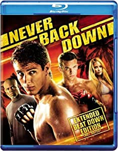 Never Back Down / [Blu-ray] [Import anglais]