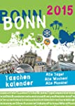 Bonn 2015 Taschenkalender