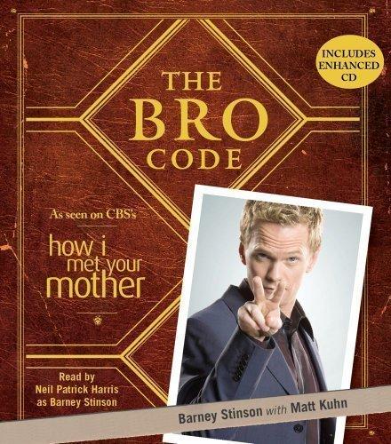 By Barney Stinson: The Bro Code [Audiobook]