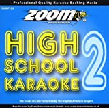 Zoom Karaoke CD+G - Platinum Artists 123: High School Musical 2 by Zoom Karaoke