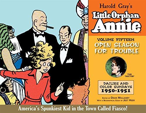 Complete Little Orphan Annie Volume 15 por Harold Gray