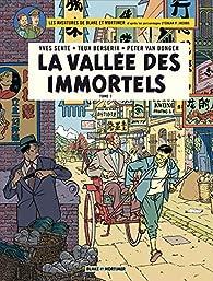 Blake & Mortimer, tome 25 : La Vallée des Immortels, tome 1 par Yves Sente