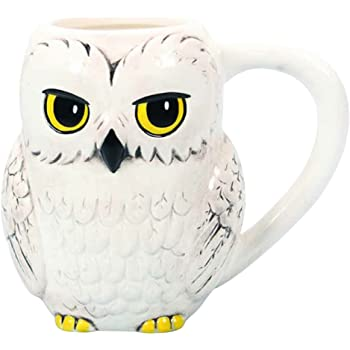 Harry Potter Hedwig Owl Shaped Mug