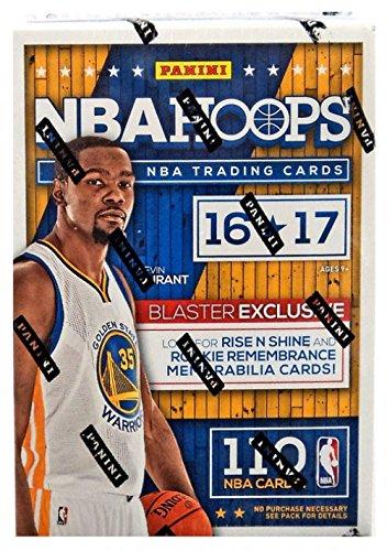 d3bff0b5088 NBA Panini Hoops Basketball Blaster Box, Small, Black by Panini