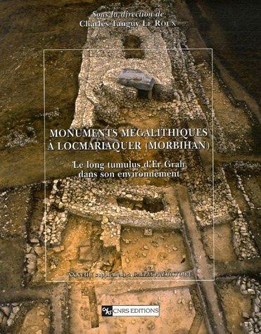 Monuments mégalithiques à Locmariaquer