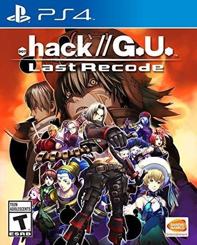 .hack G.U. Last Recode PS4 61RdbbS5mGL