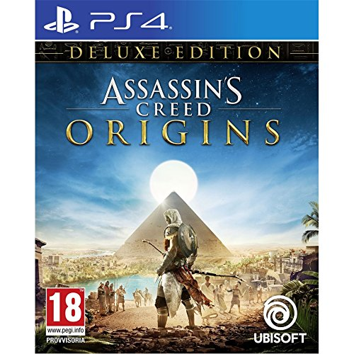 Assassin's Creed Origins - Deluxe Edition [PlayStation 4]