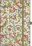 Premium Timer Small 34;Vintage Flowers34; 2016: Buchkalender mit hochwertiger Folienveredelung und Prägung