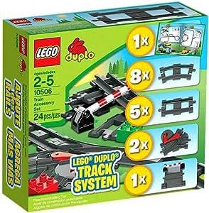 Lego Duplo 10506 - Eisenbahn Zubehör Set: Amazon.de: Spielzeug