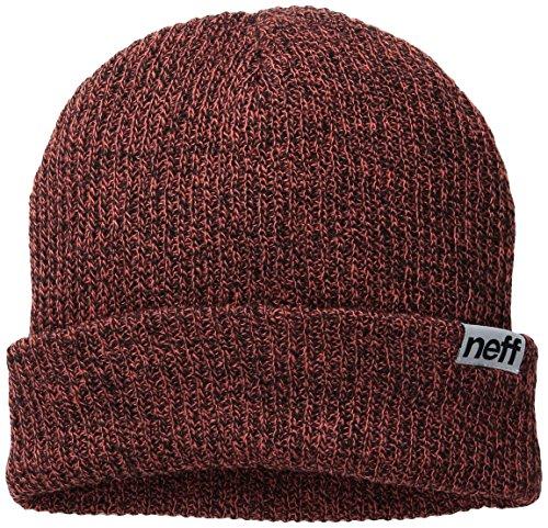 Neff qnf00008–Mütze–Unisex one Size Coral Black
