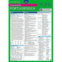 PONS Grammatik auf einen Blick Portugiesisch (PONS Auf einen Blick)