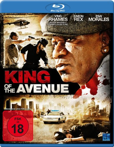 King of the Avenue [Blu-ray]