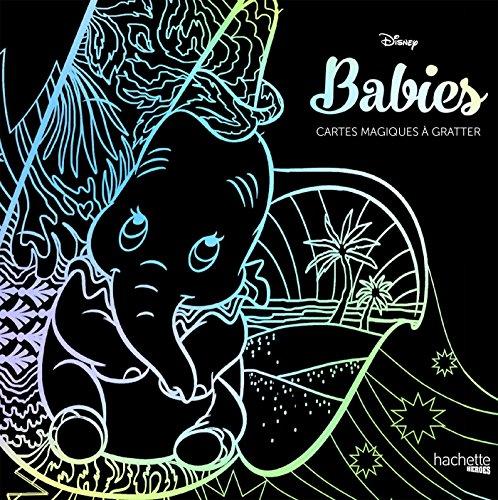 Cartes à gratter Babies par Collectif Disney