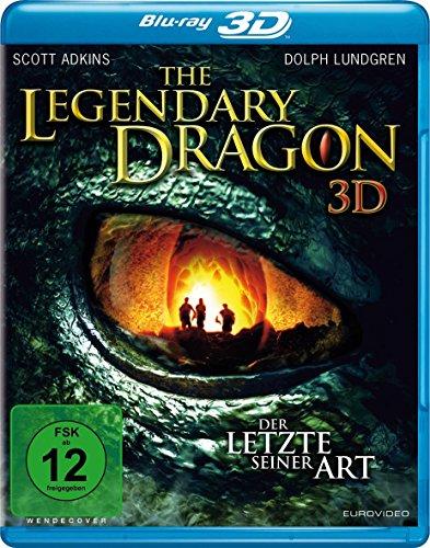 The Legendary Dragon - Der letzte seiner Art [3D Blu-ray]