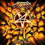 Anthrax: Worship Music  [Vinyl LP] (Vinyl)